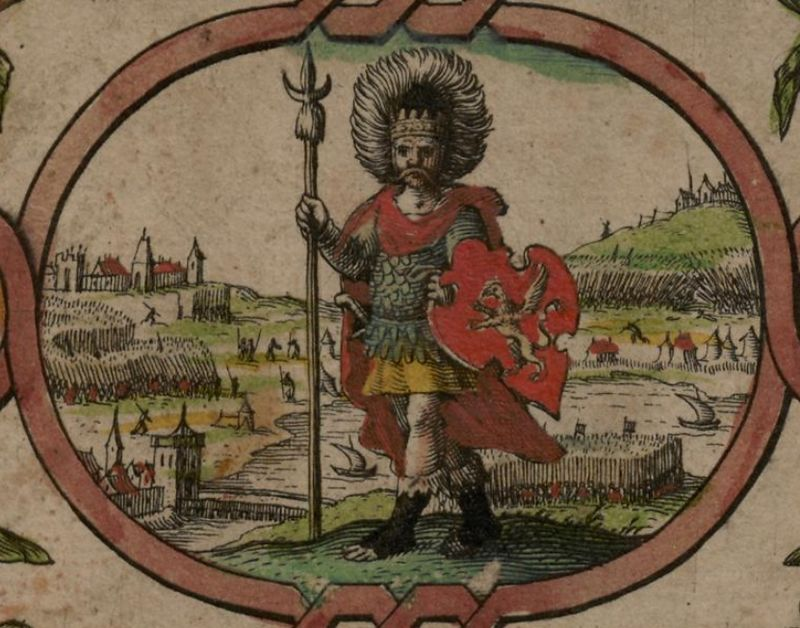 Cerdic of Wessex: The Legendary Figure