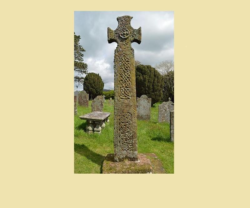 Irton Cross Anglo Saxon