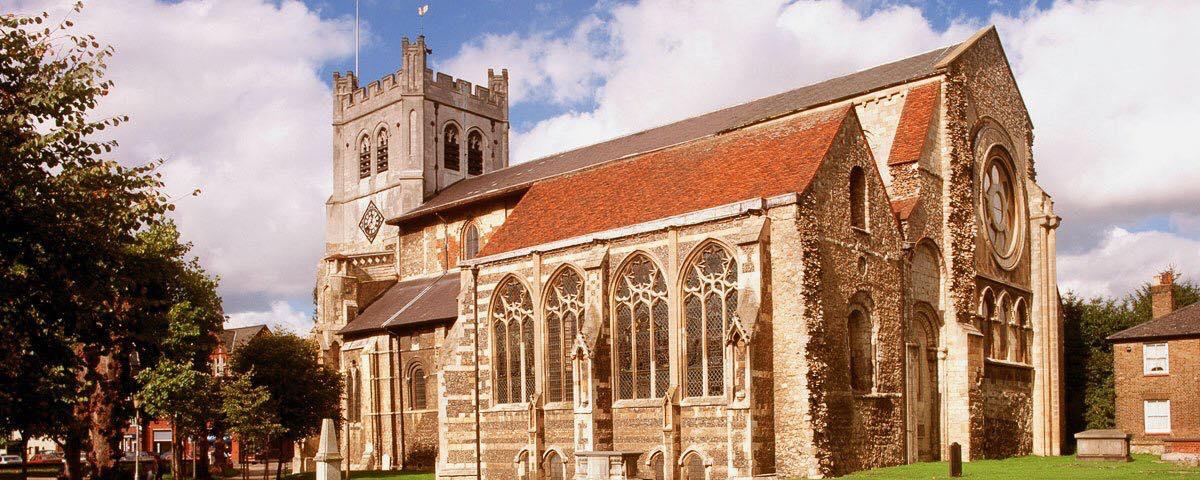 Anglo Saxon ChurchWaltham Abbey